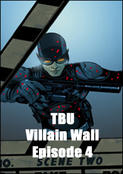 The Batman Universe Villain Wall Episode 4