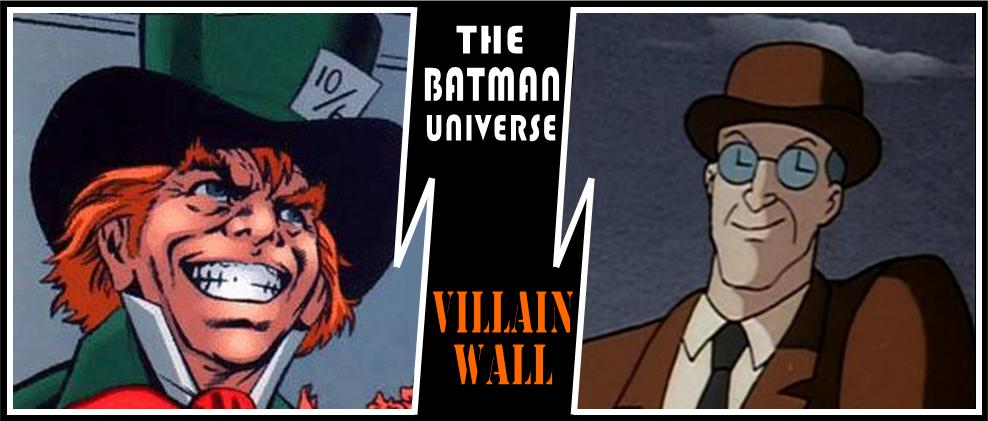 The Batman Universe Villain Wall Episode 7