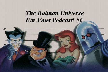 The Batman Universe Bat-Fans