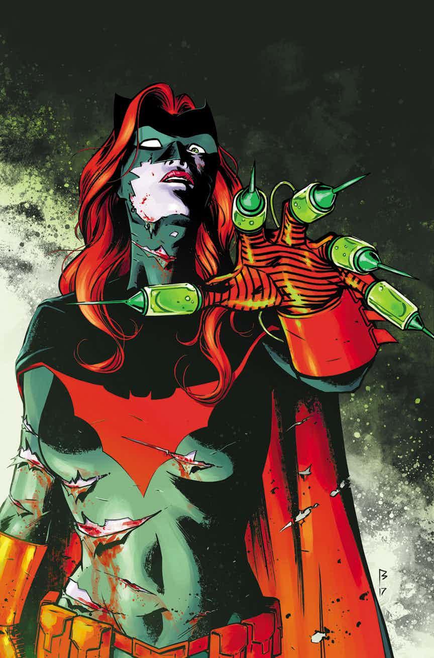 Batwoman #9