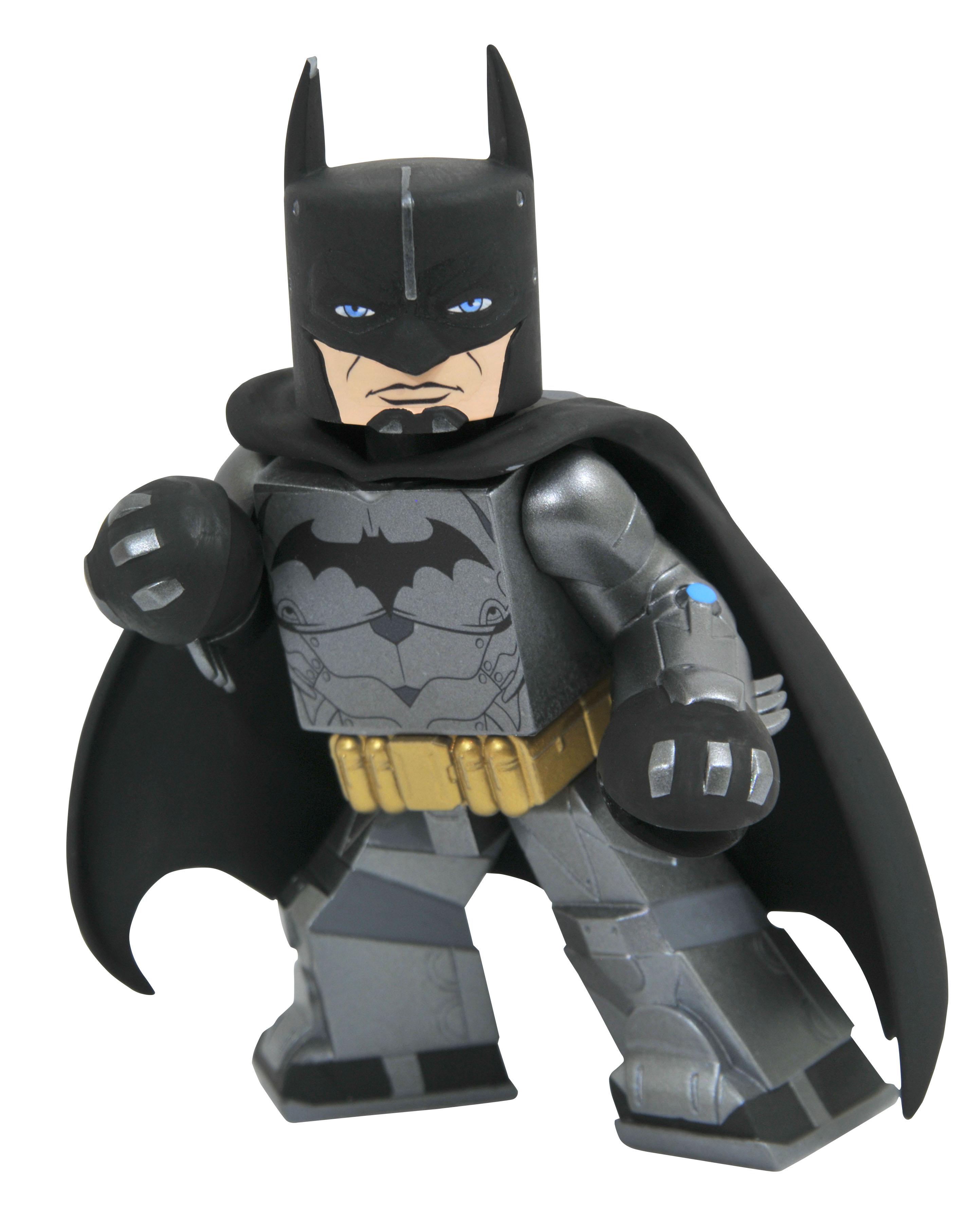 Arkham Asylum Vinimate Batman