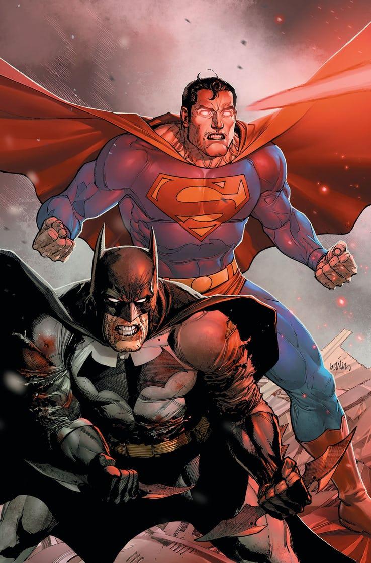 Batman/Superman #1 Variant