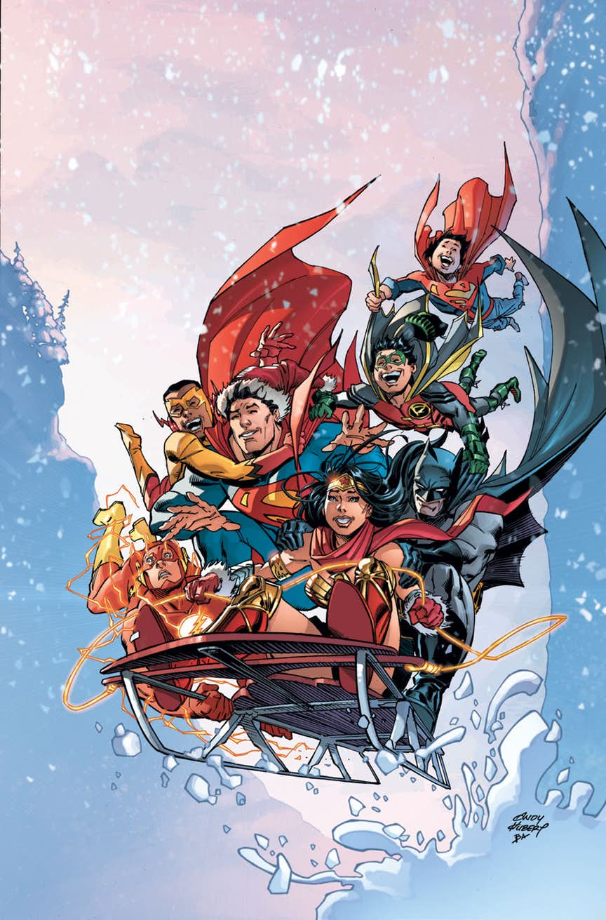 DC Universe Holiday Special 2017 #1