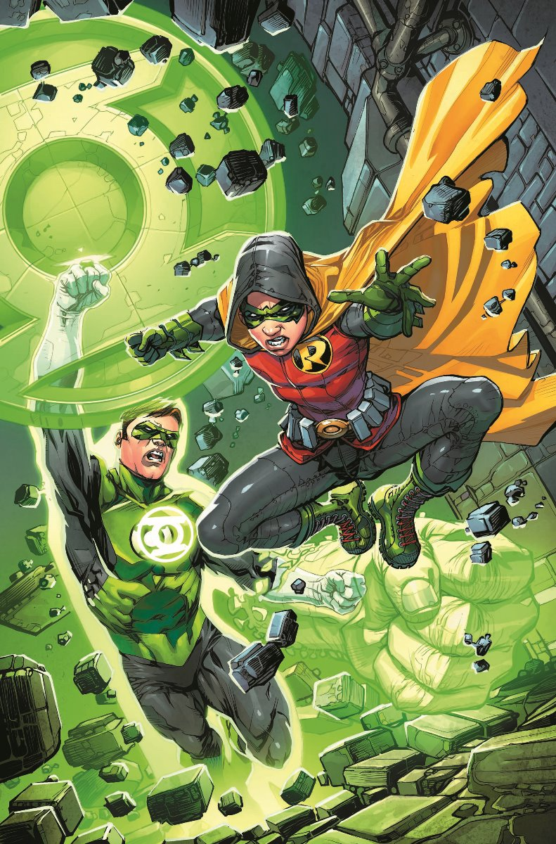 Robin: Son of Batman #4
