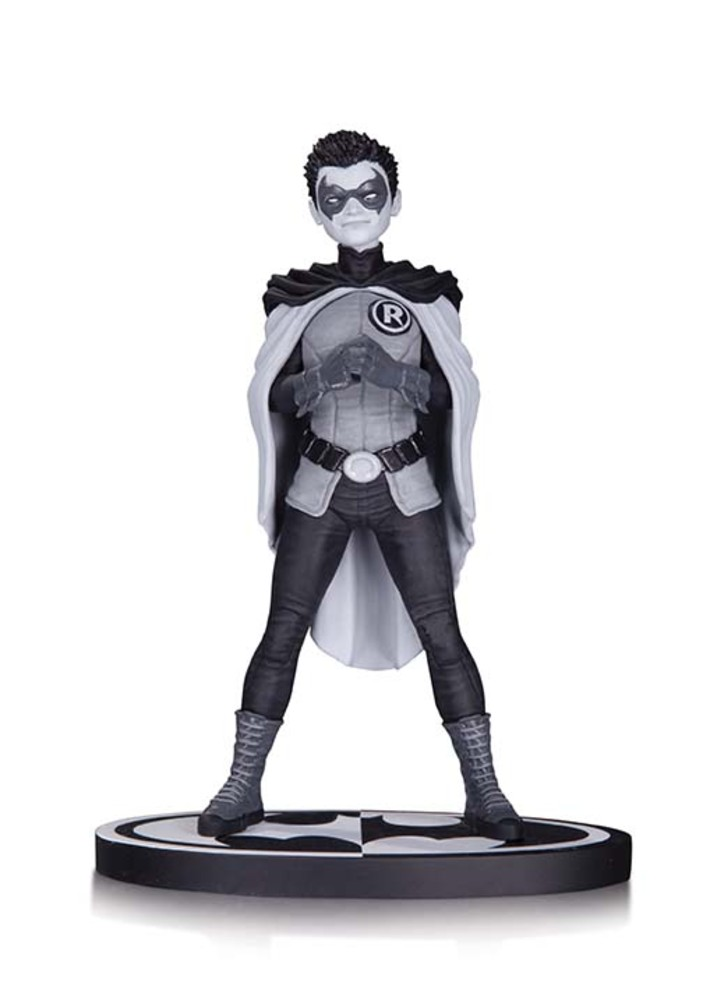BATMAN BLACK & WHITE: ROBIN BY FRANK QUITELY STATUE $80