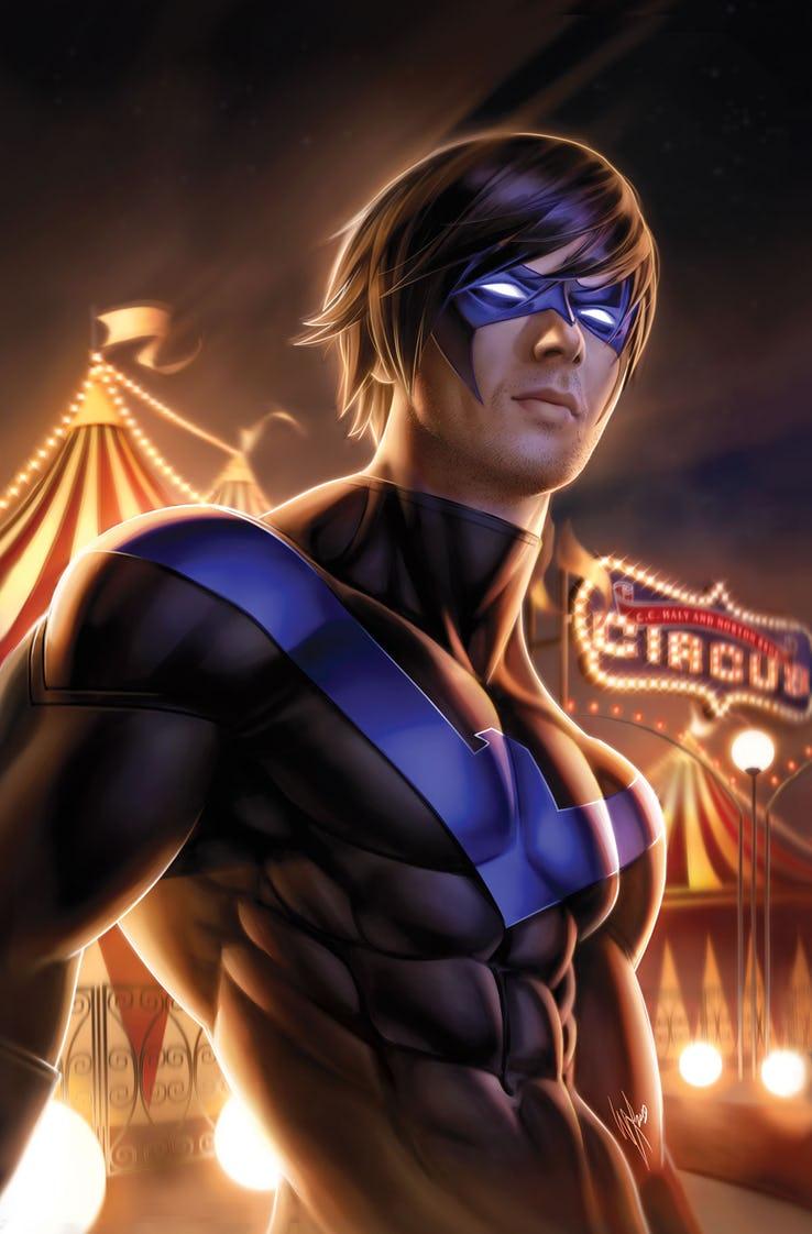 Nightwing #61 Variant