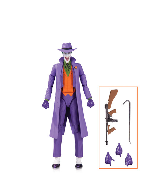 DC COMICS ICONS THE JOKER ACTION FIGURE