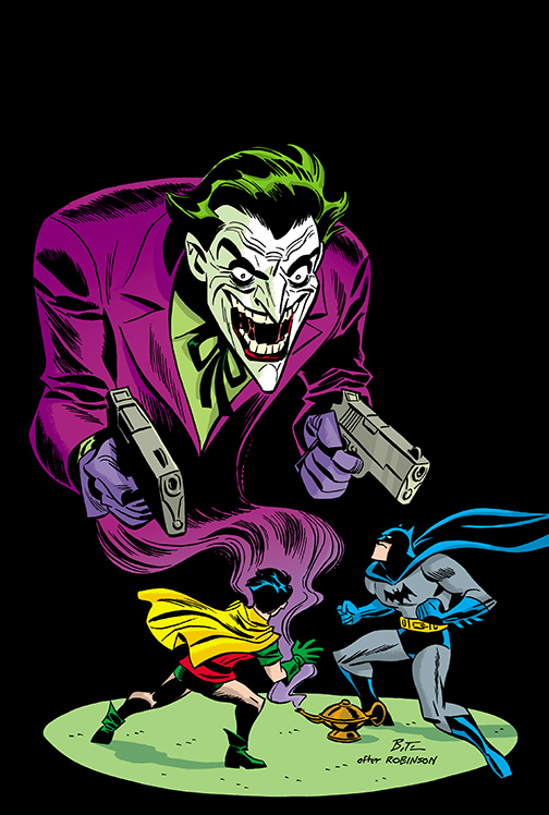 Detective Comics #1000 1940's Variant by Bruce Timm