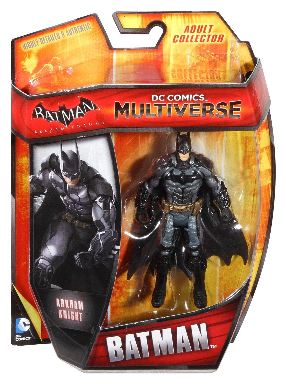 the batman universe � more mattel dc multiverse arkham