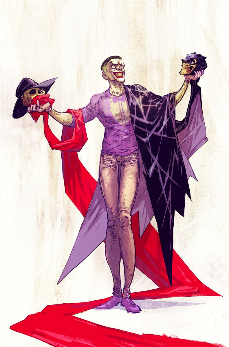 Batman/The Shadow #3