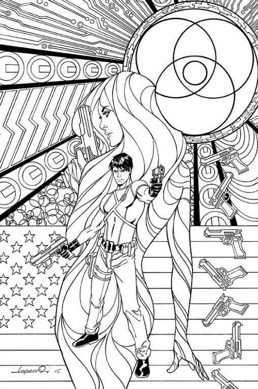 Grayson #16 by Aaron Lopresti