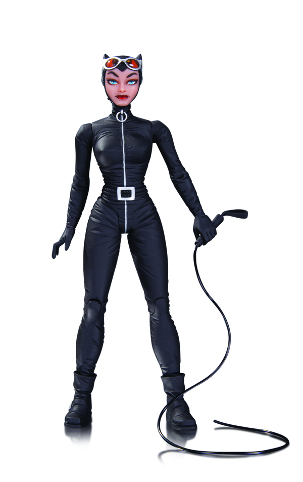 DC COMICS DESIGNER SERIES: DARWYN COOKE ACTION FIGURES SERIES 2 CATWOMAN $28