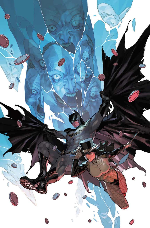 Detective Comics #959