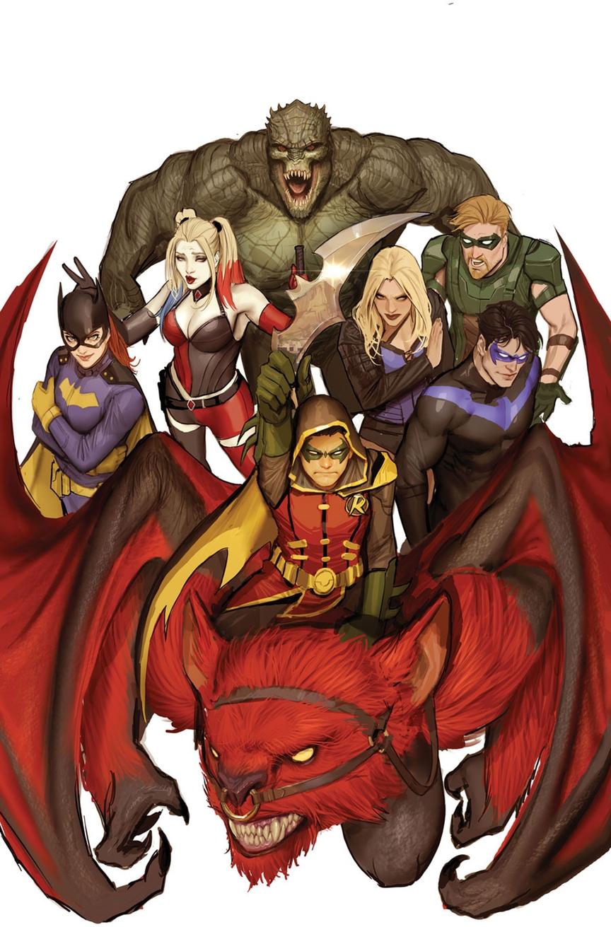 Teen Titans #12