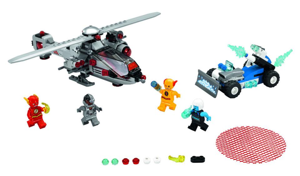 76098 Speed Force Freeze Pursuit – $29.99