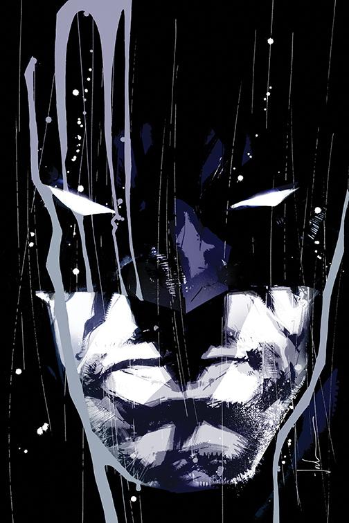 Detective Comics #1000 2000's Variant by Jock