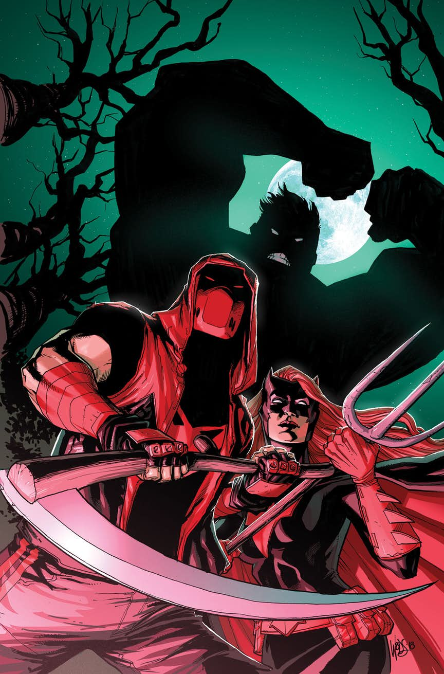 Red Hood: Outlaw #29