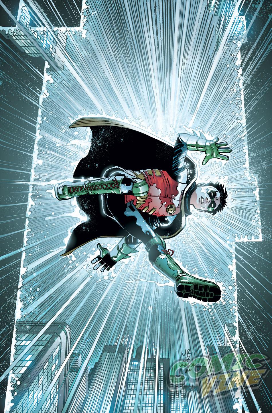 Robin: Son of Batman #11