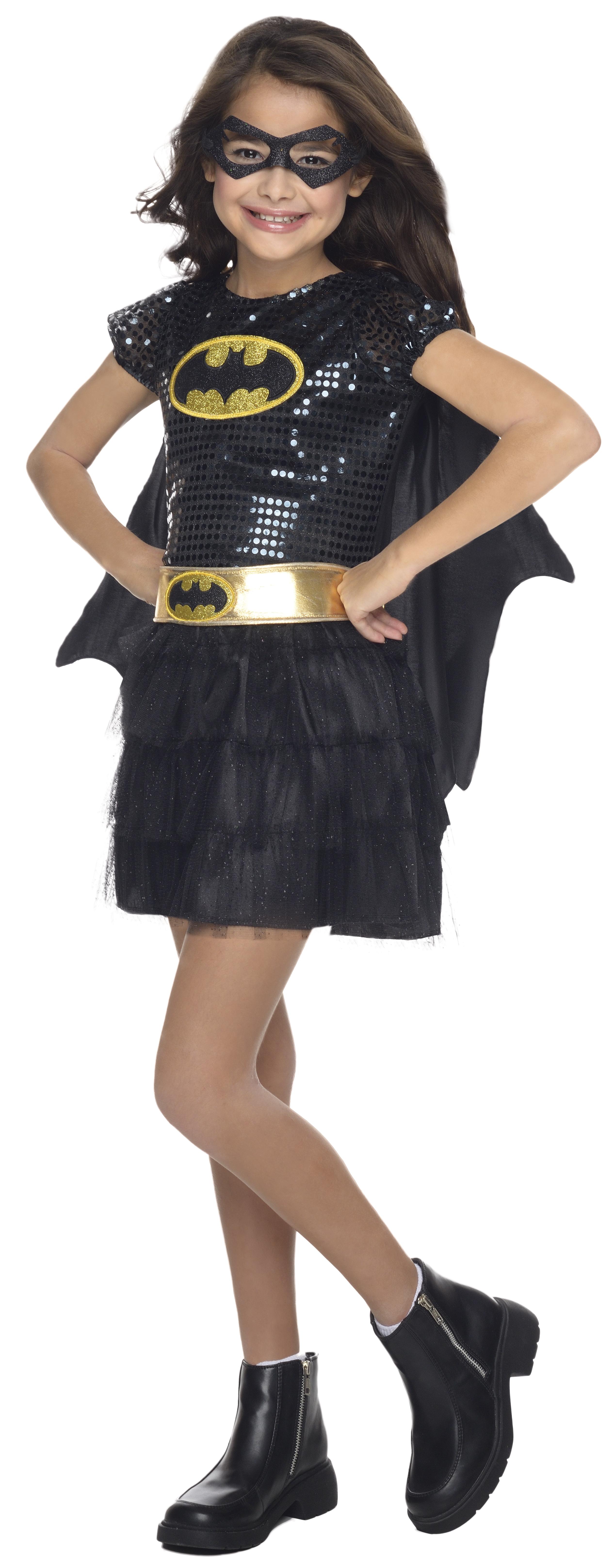 Rubies Batgirl Sequin Tutu Costume