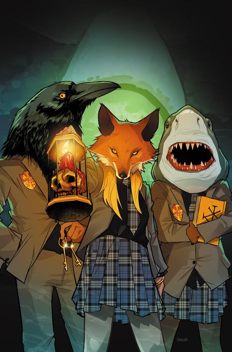 Gotham Academy: Second Semester #10