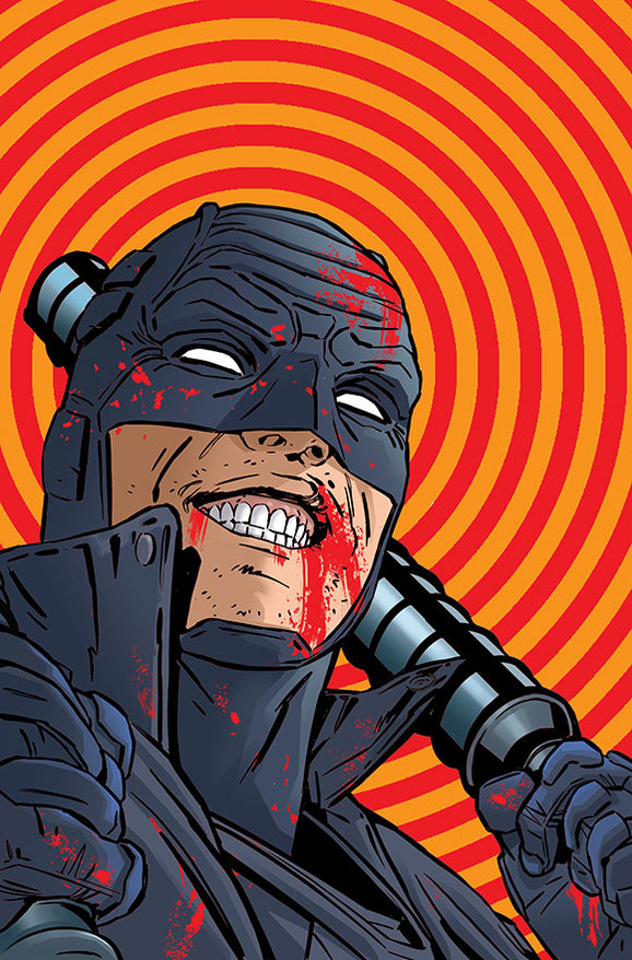 Midnighter cover