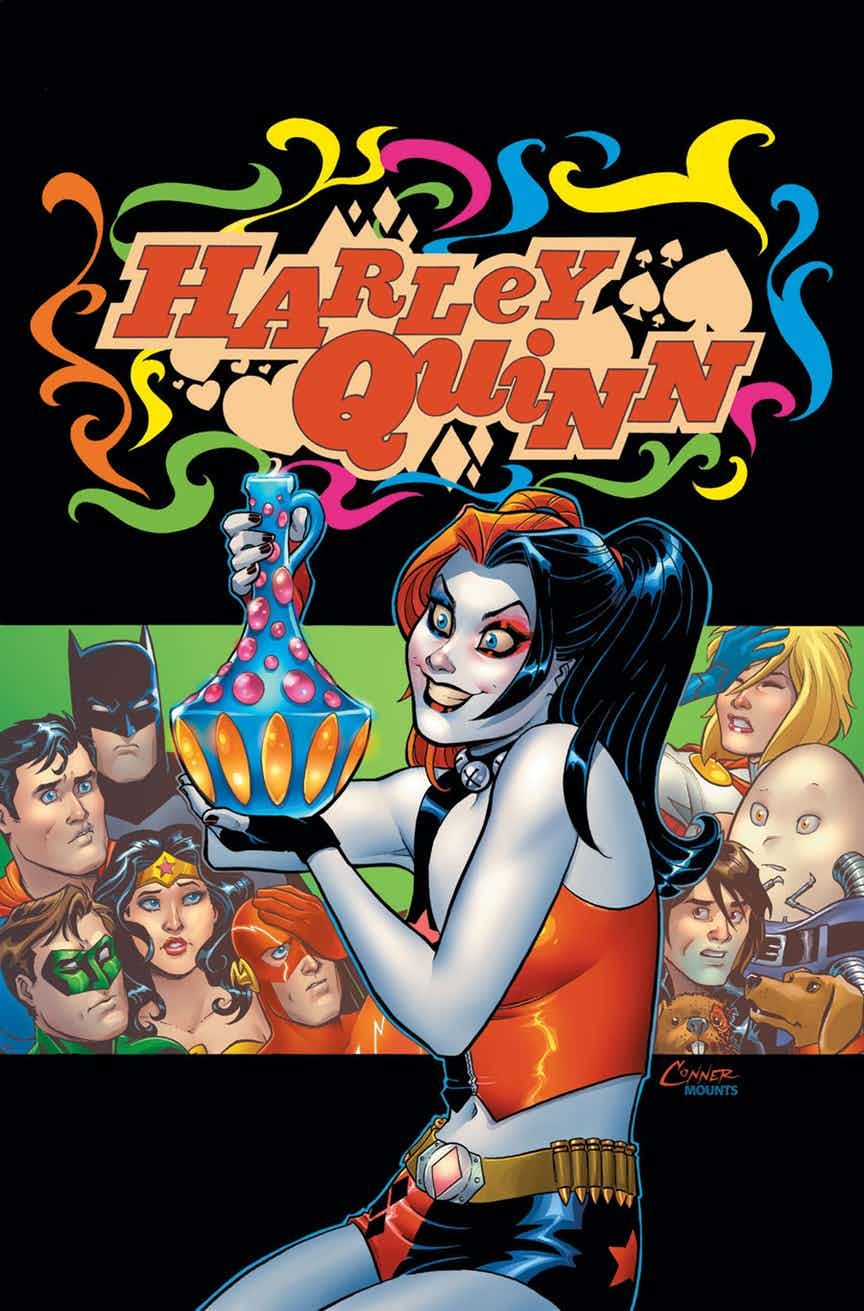 Harley Quinn: Be Careful What You Wish For Special Edition #1