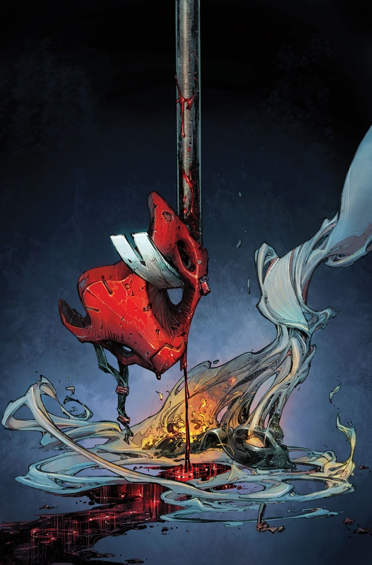 Red Hood: Outlaw #39