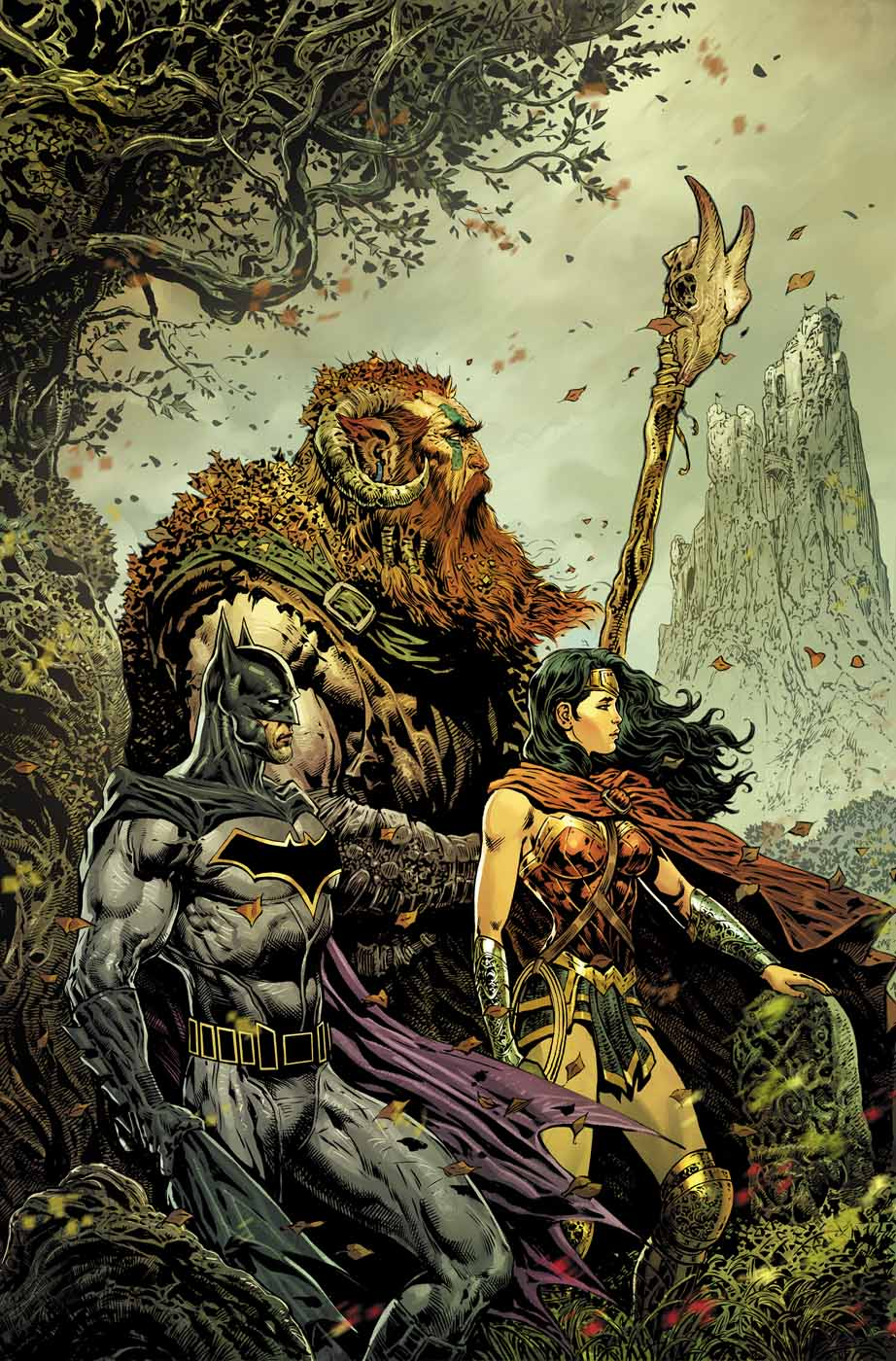 The Brave and the Bold: Batman and Wonder Woman #1