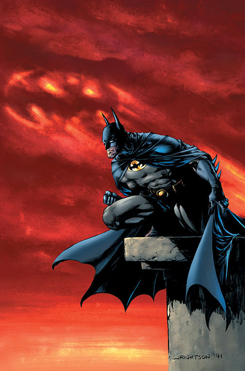 Detective Comics #1000 1970's Variant by Bernie Wrightson