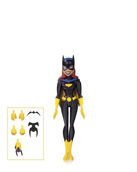 THE NEW BATMAN ADVENTURES: BATGIRL – 5