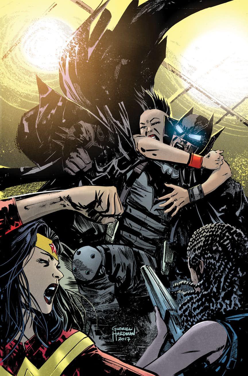 Gotham City Garage #7