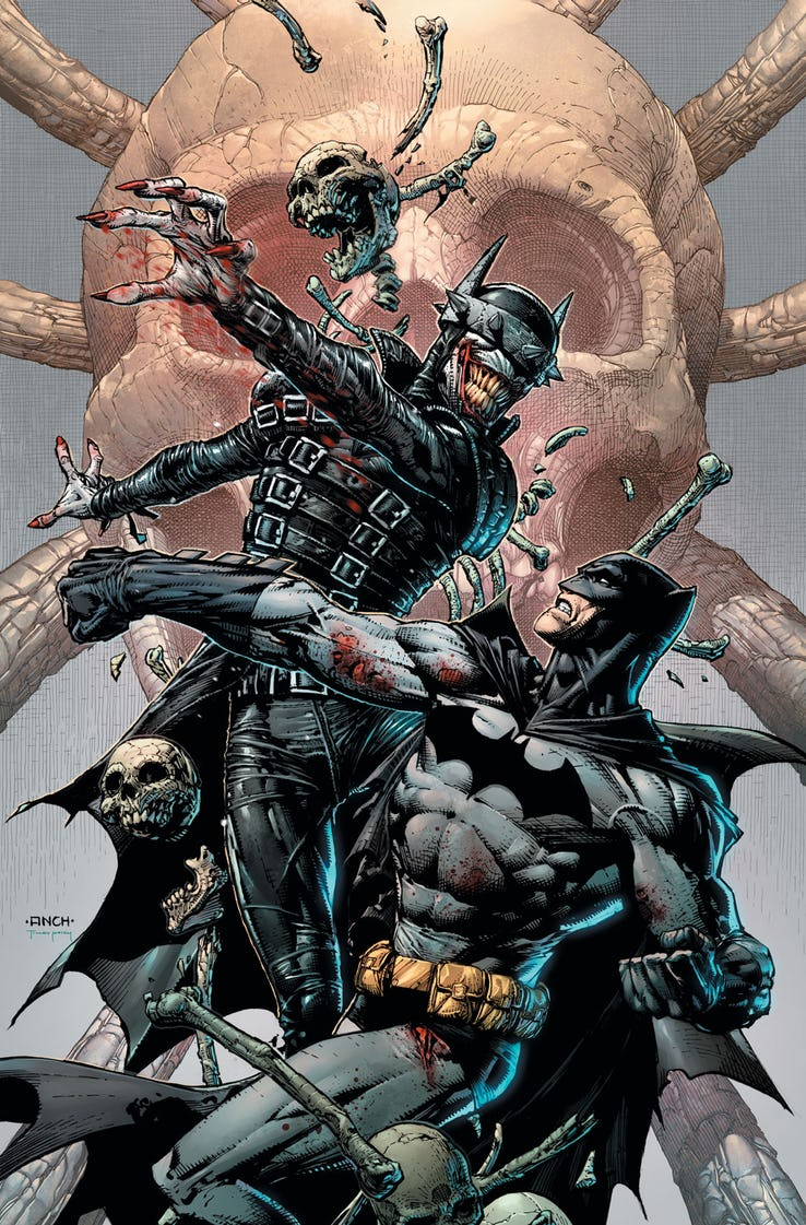 The Batman Who Laughs #7 Variant