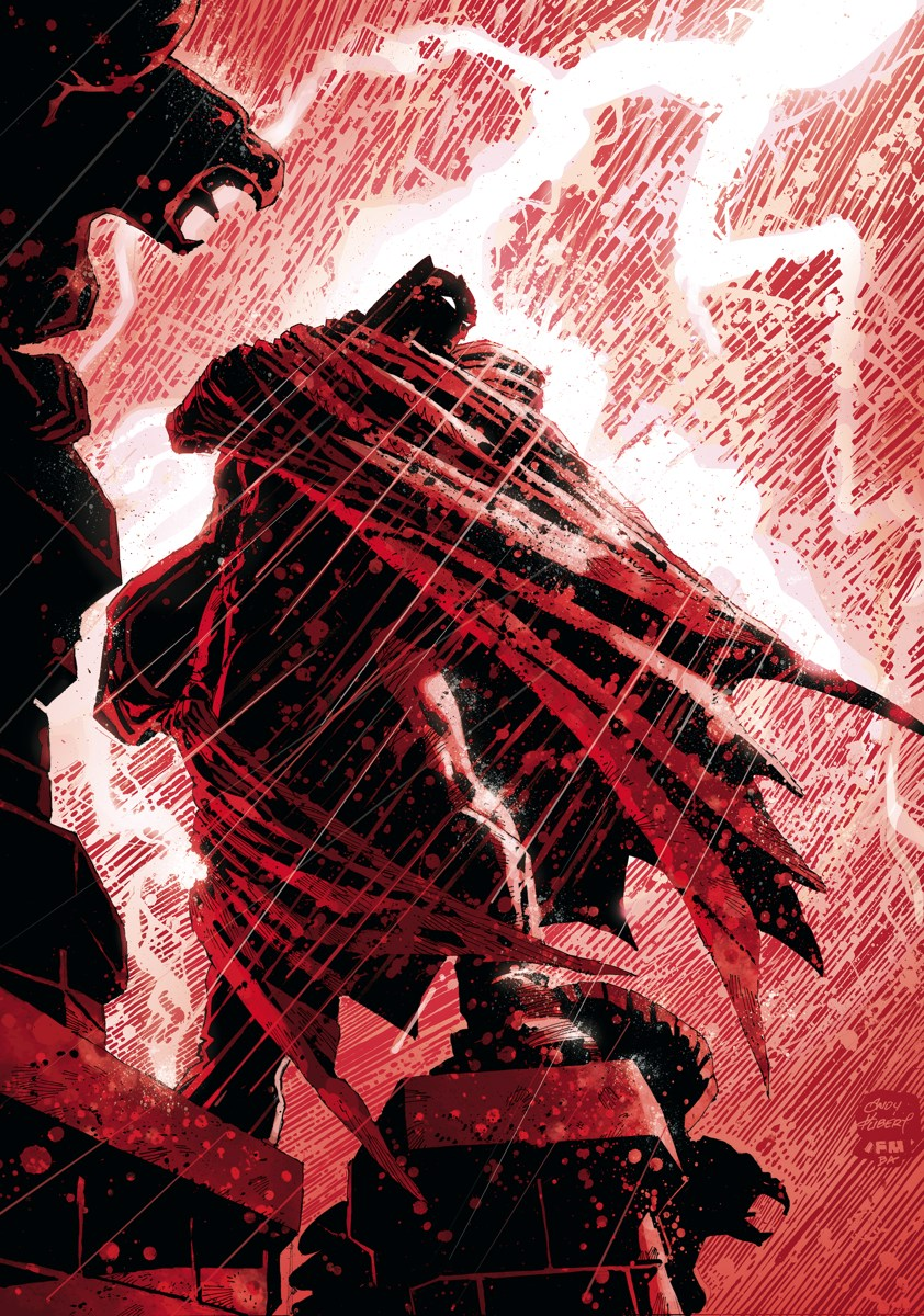 Dark Knight III: The Master Race #9