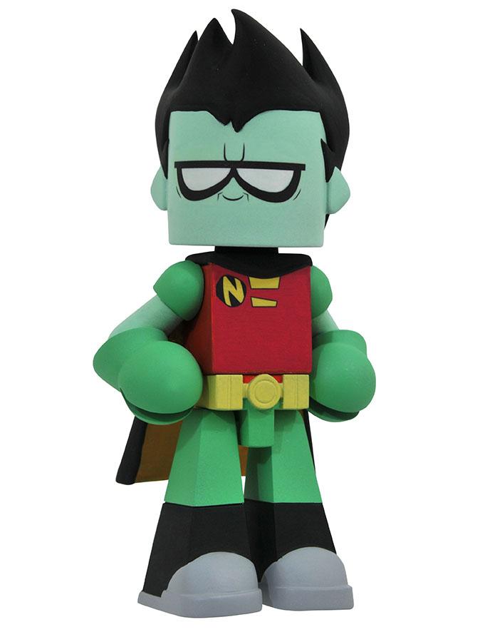 DC Comics Series 2 Vinimate Nibor, the Reverse Robin