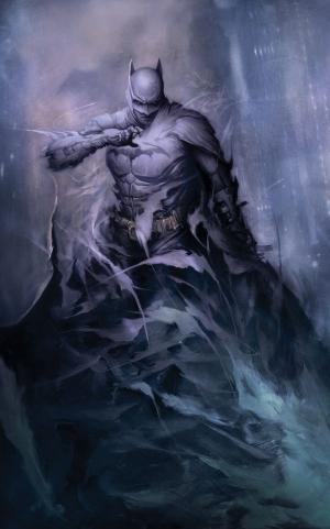 Detective Comics #1006 Variant
