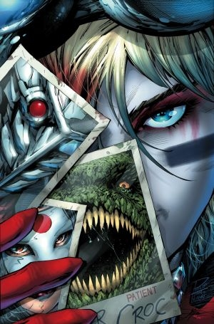 Suicide Squad Rebirth #1 cover by PHILIP TAN and JONATHAN GLAPION