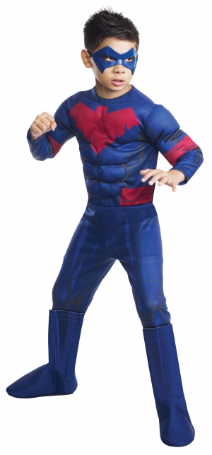 Rubies Batman Unlimited Nightwing Deluxe Child Costume