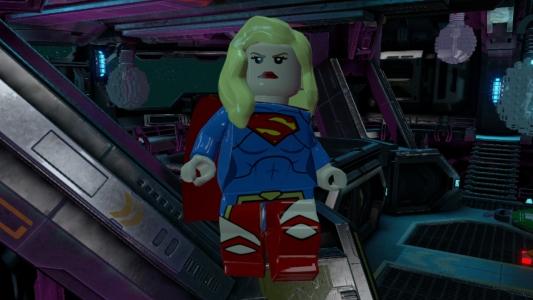 Supergirl-New 52 Costume