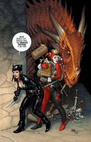 Harley Quinn #62 Variant