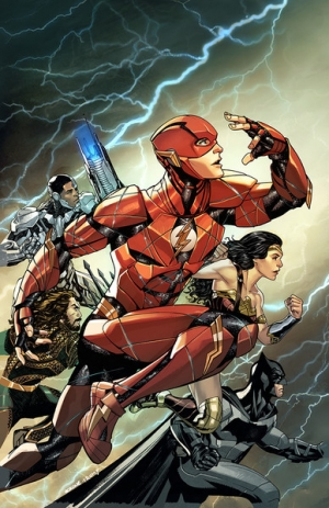 The Flash #34 Variant