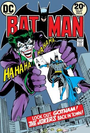 Batman #251 Facsimile Edition