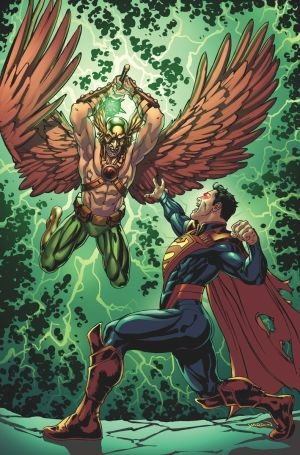 Injustice God's Among Us: Year Five #15 Covers by DAVID YARDIN