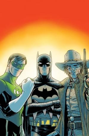 Batman: Universe #4