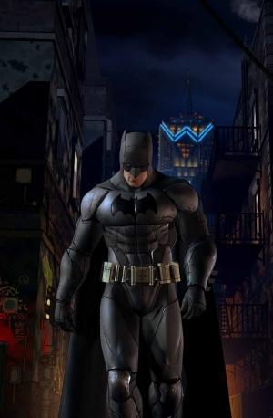 Batman: Sins of the Father #1