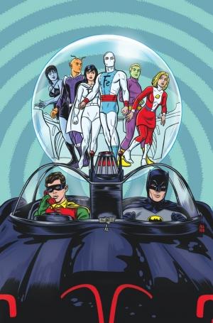 Batman '66/Legion of Super-Heroes #1