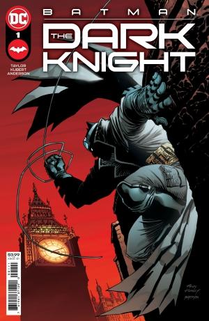 Batman: The Dark Knight #1 Standard Cover