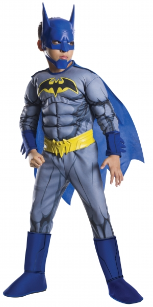 Rubies Batman Unlimited Batman Deluxe Child Costume