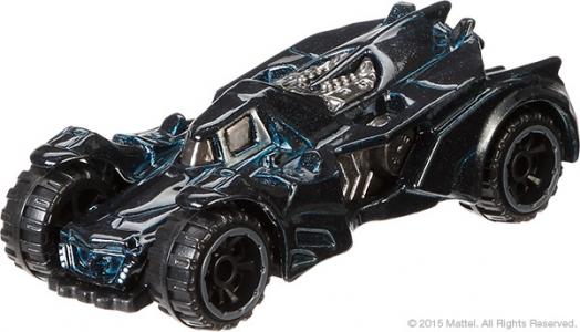 Batman: Arkham Knight Batmobile