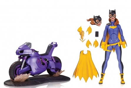 BATGIRL OF BURNSIDE DELUXE ACTION FIGURE $60