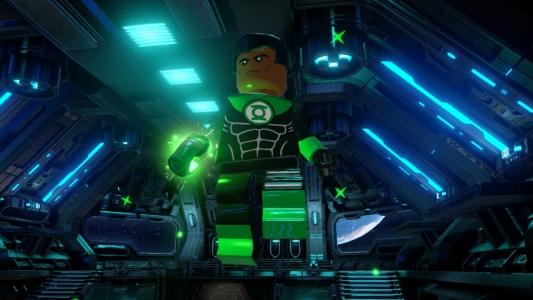 Green Lantern-John Stewart